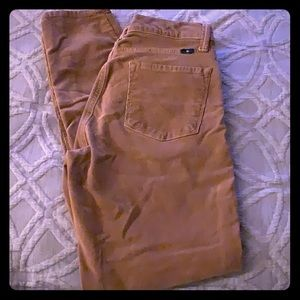 Lucky Brand Pants & Jumpsuits - Lucky brand corduroy jeans